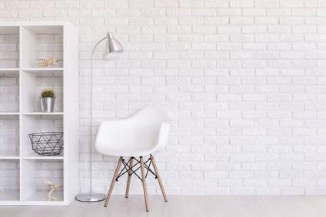 Les murs en briques décoratives