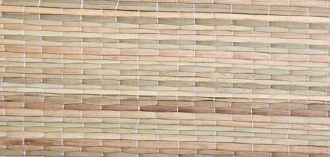 Les murs en paille japonaise