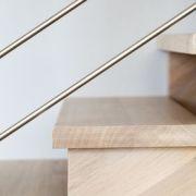 Les nez de marche d'un escalier