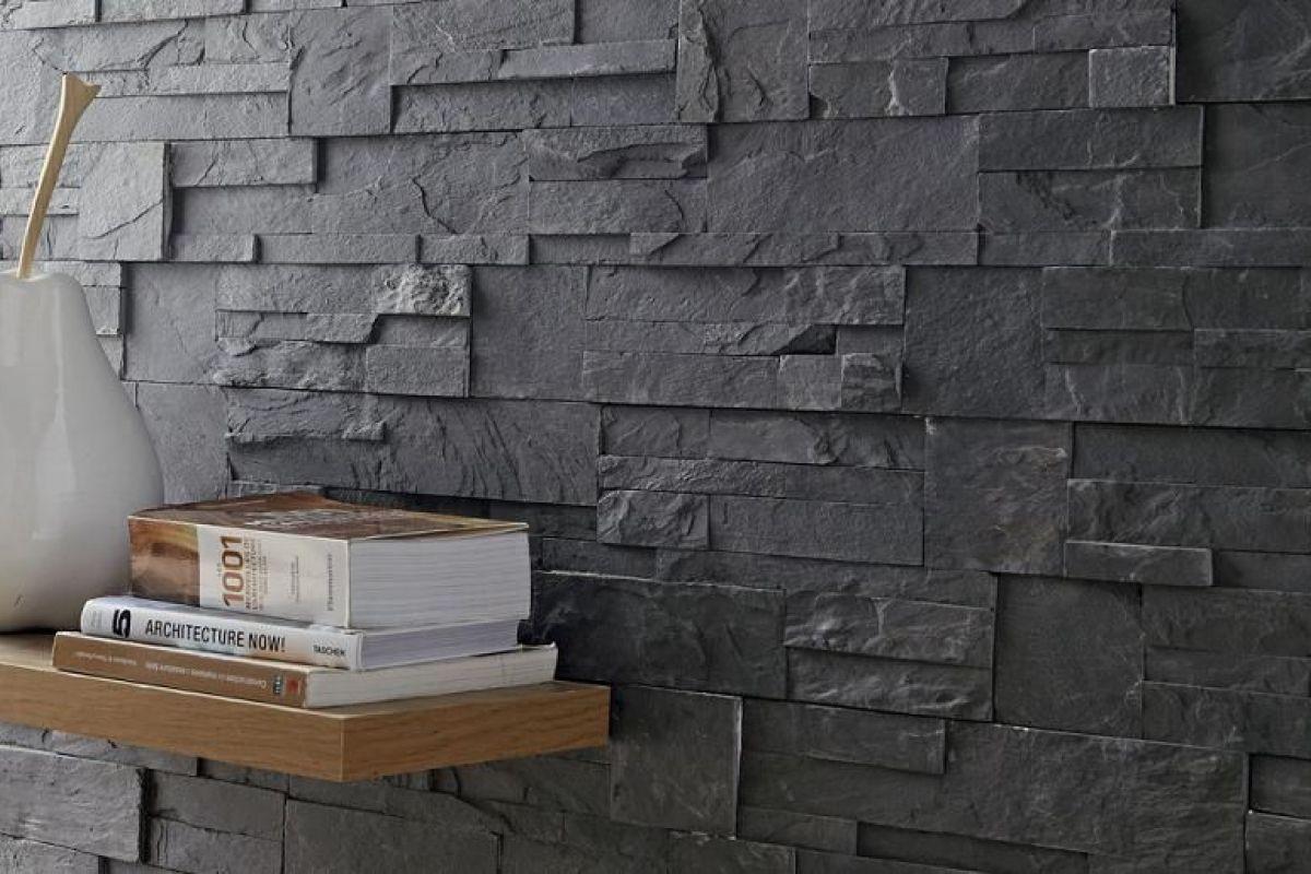 Mur Parement Interieur Ardoise les parements muraux en ardoise