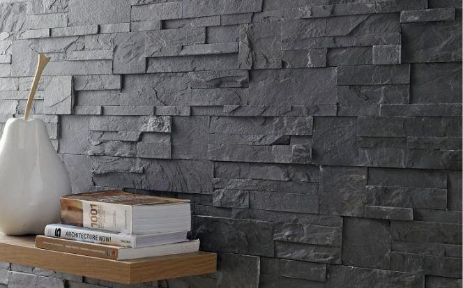 Les parements muraux en pierres naturelles