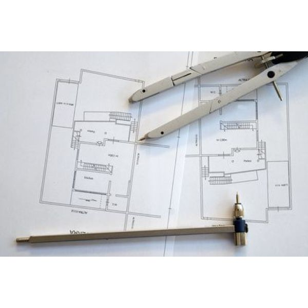 plan appartement cadastre