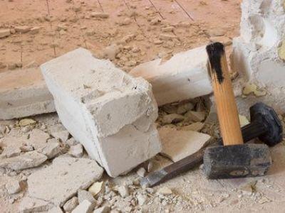 Les précautions à prendre avant d'abattre un mur