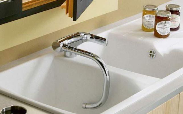 Le robinet rabattable qui se plie