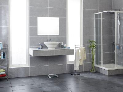 Les salles de bain prêtes à poser