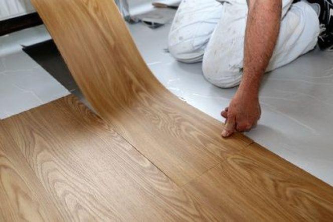 Les sols en PVC imitation parquet