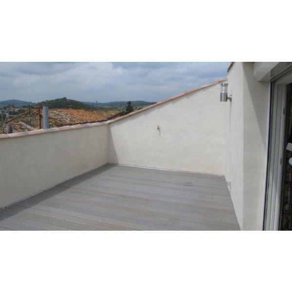 les terrasses trop ziennes sur les hauteurs de votre toit. Black Bedroom Furniture Sets. Home Design Ideas