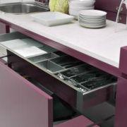 de a z l 39 am nagement d 39 une cuisine plan de travail il t central cr dence. Black Bedroom Furniture Sets. Home Design Ideas