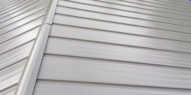 Exemple de bac acier pour toiture