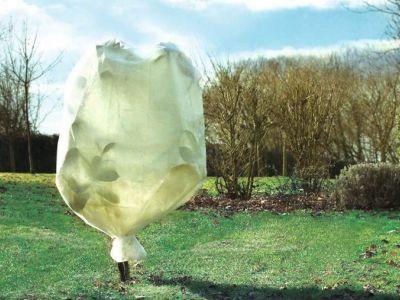 Les voiles d'hivernage pour votre jardin
