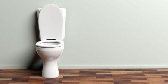 Les WC à poser