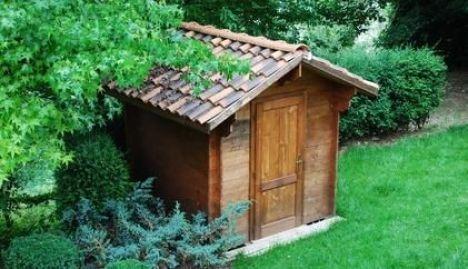 Matériaux abris de jardin