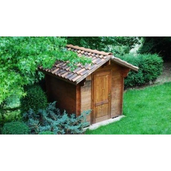 Mat riaux d 39 abris de jardin t le r sine m tal bois toile pvc - Abri jardin en toile metz ...