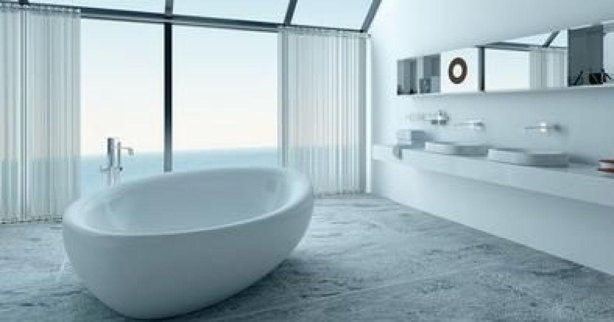 de a z tous les mat riaux de baignoires acier acrylique fonte etc. Black Bedroom Furniture Sets. Home Design Ideas