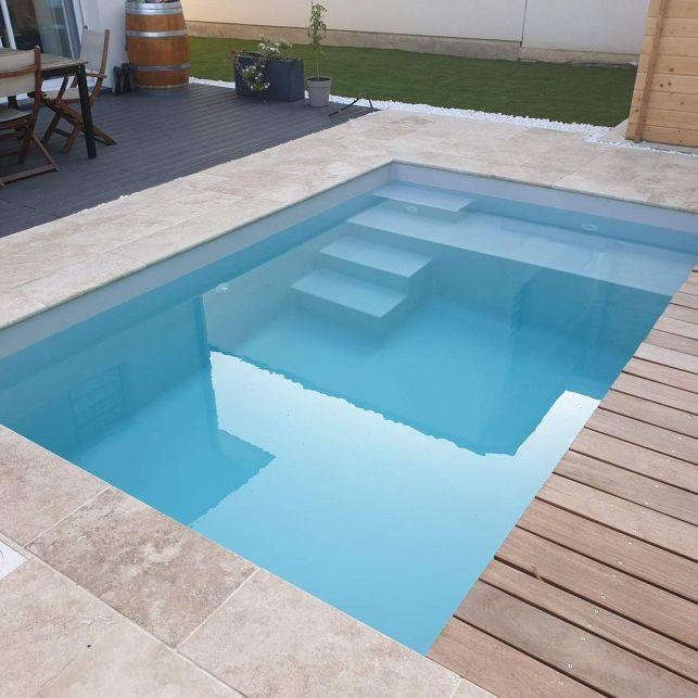 Personnalisez votre mini piscine avec un large choix d'équipements