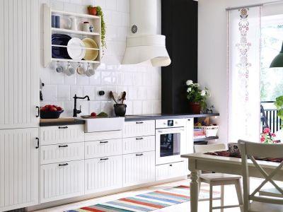 Modèles de cuisine : les configurations possibles