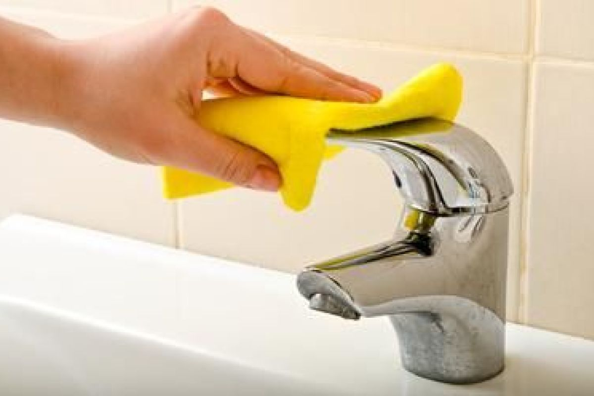 Nettoyer Evier Resine Tache nettoyer un évier, astuces de grand-mère