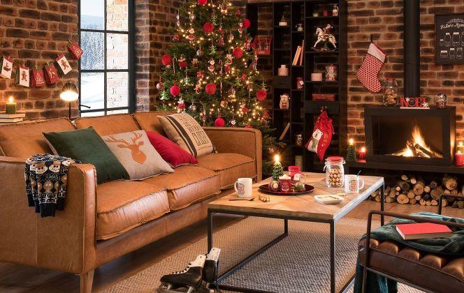 Noël : les plus belles idées déco pour votre maison © Maisons du monde