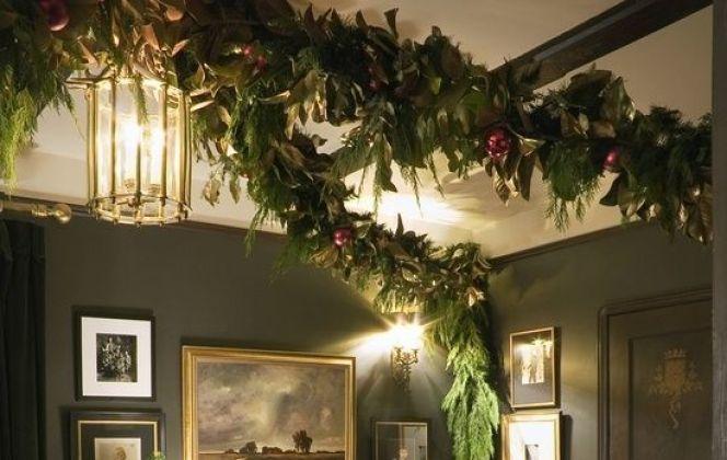 Noël : les plus belles idées déco pour votre maison © DR