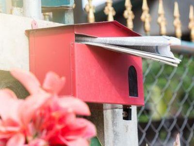 Normes pour les boîtes aux lettres