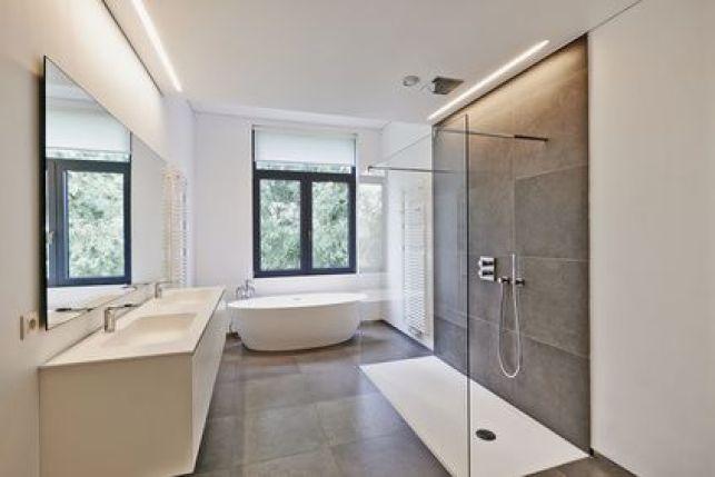 Nos conseils pour éclairer sa salle de bain avec des appliques murales LED