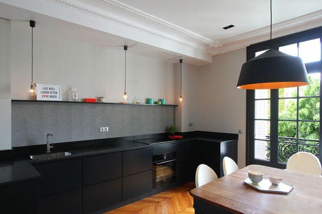 Notre sélection des plus belles cuisines ouvertesDR
