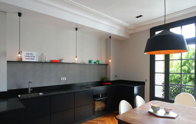 Notre sélection des plus belles cuisines ouvertes DR