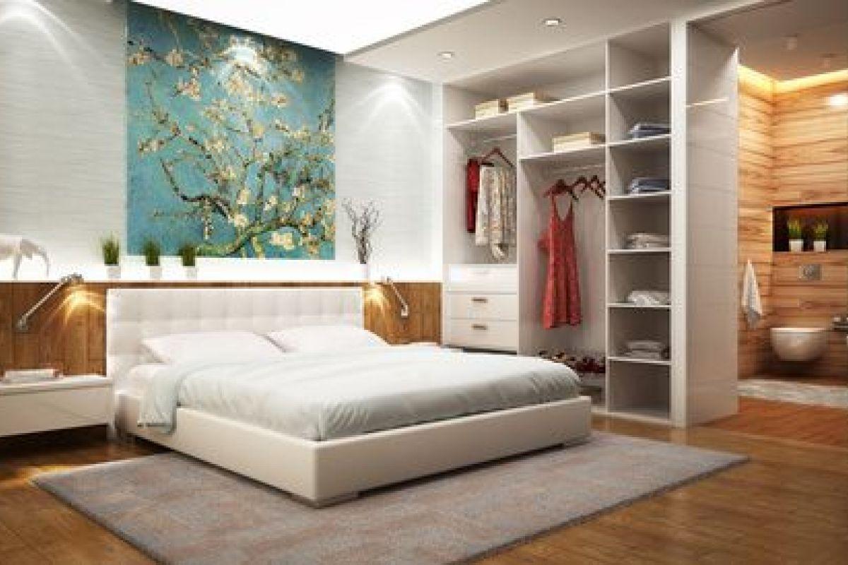 Chambre Ouverte Salle De Bain la salle de bain ouverte sur chambre : aménagements