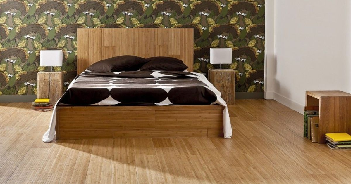 parquet en bambou de saint maclou. Black Bedroom Furniture Sets. Home Design Ideas