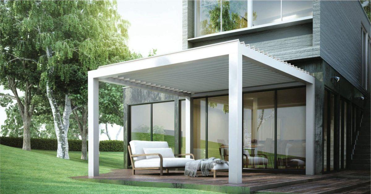 Pergola kedry par atrium concept - Copropriete travaux toiture ...