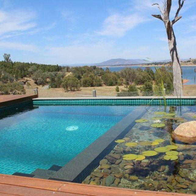 La piscine écologique s'adapte à votre budget et vos besoins.