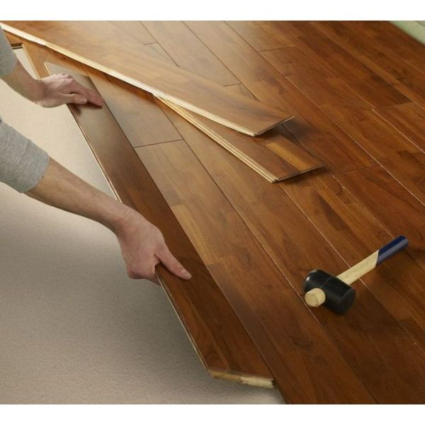 place la modernit avec le parquet. Black Bedroom Furniture Sets. Home Design Ideas