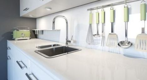 plan de travail de cuisine en stratifi. Black Bedroom Furniture Sets. Home Design Ideas