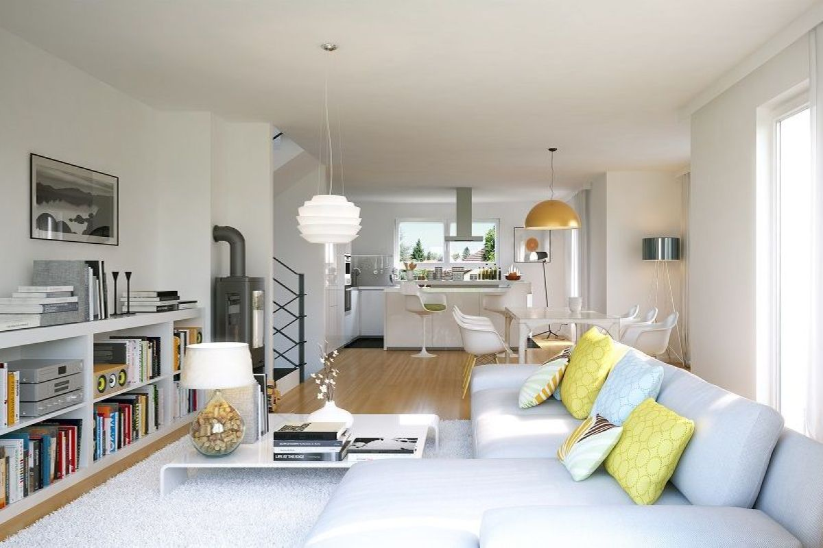 Largeur Minimum Couloir Maison plan intérieur d'une maison : pièce par pièce