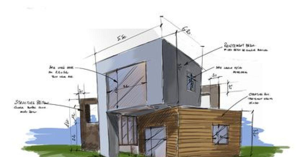 plans types de maisons guide pratique. Black Bedroom Furniture Sets. Home Design Ideas