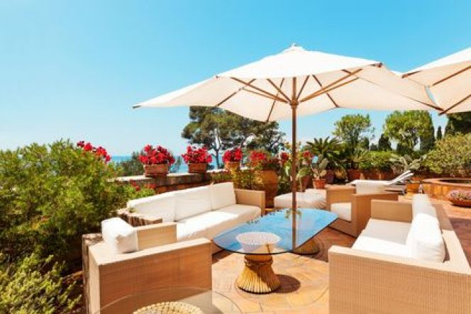 plantes de s paration pour balcon. Black Bedroom Furniture Sets. Home Design Ideas