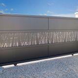 Portail coulissant par KSM Production
