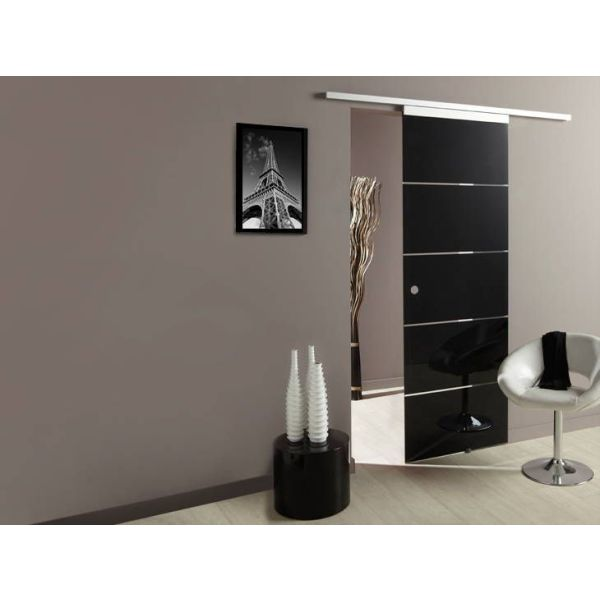 porte coulissante par leroy merlin. Black Bedroom Furniture Sets. Home Design Ideas