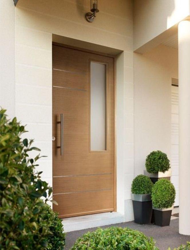 Notre s lection des plus belles portes d 39 entr e porte d - Poignees de portes interieures lapeyre ...