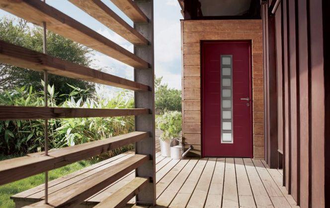 Porte d'entrée par K-Line © K-Line