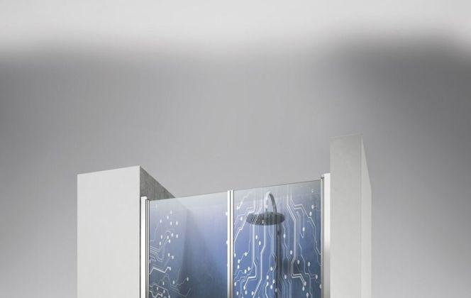 Porte de douche Linea par Espace Aubade © Espace Aubade