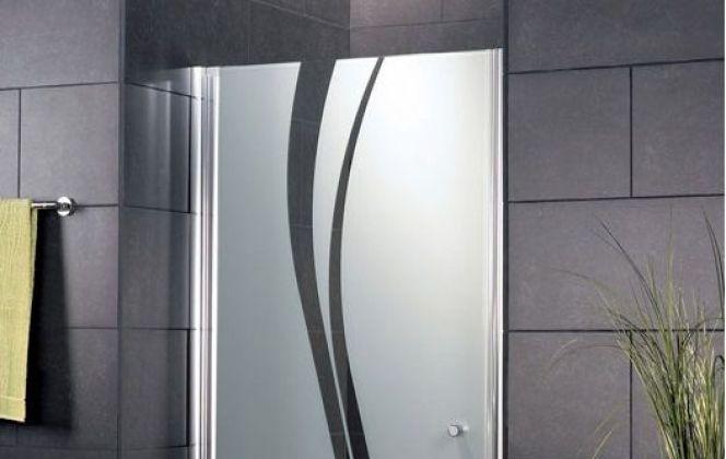 Porte de douche par Castorama © Castorama