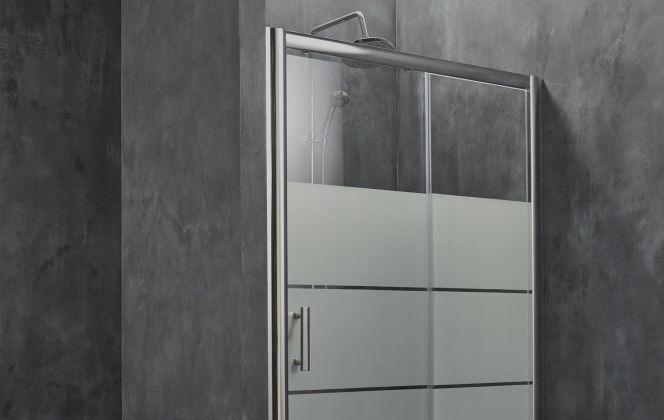 Porte de douche par Leroy Merlin © Leroy Merlin
