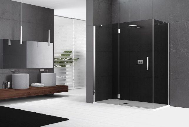 Porte de douche par Novellini