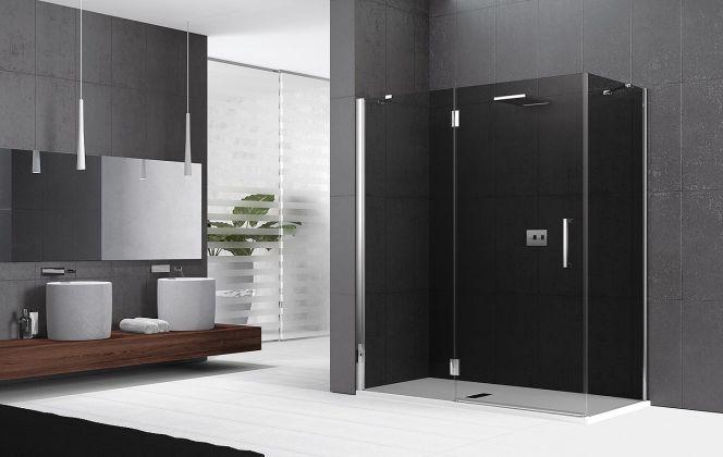 Porte de douche par Novellini © Novellini
