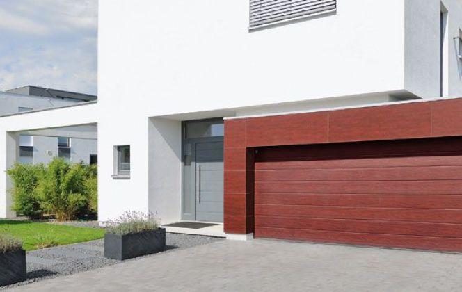 Porte de garage par Hörmann © Hörmann