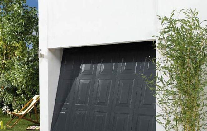 Porte de garage par Lapeyre © Lapeyre