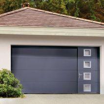 Porte de garage par Monsieur Store