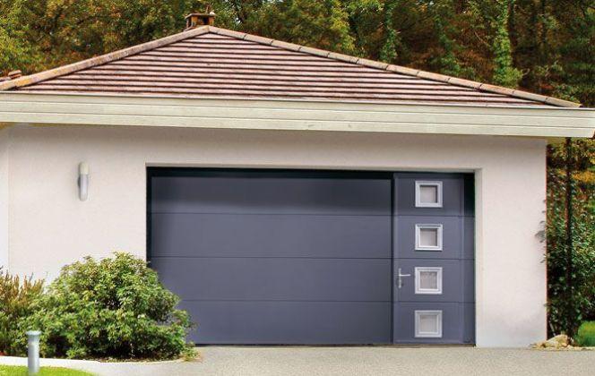 Porte de garage par Monsieur Store © Monsieur Store