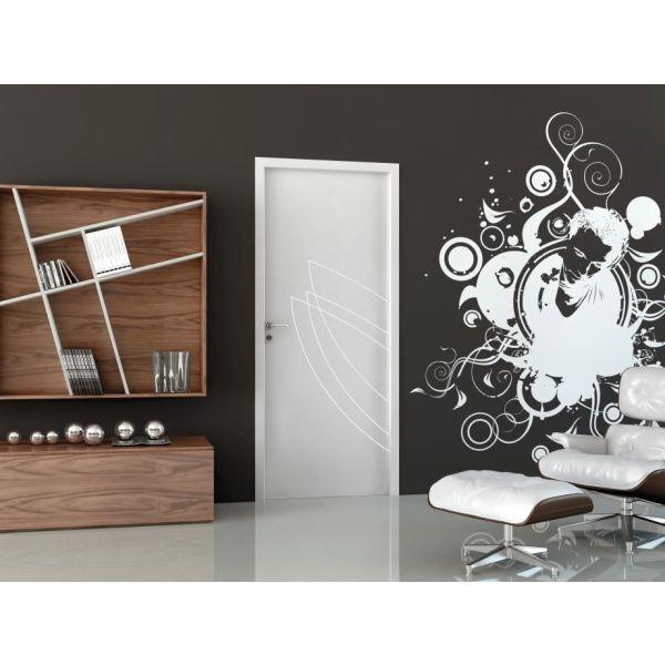 porte int rieure par batiman. Black Bedroom Furniture Sets. Home Design Ideas
